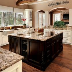 kitchen island with cooktop and seating cabinetry archives wellborn cabinet