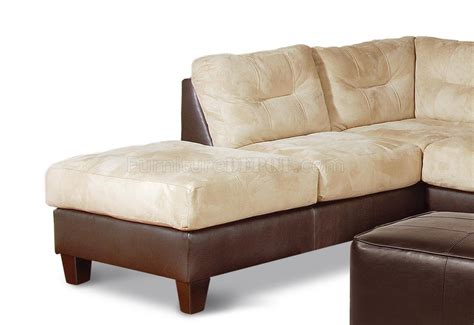 extra long sofa with chaise two toned contemporary sectional sofa w extra long chaise