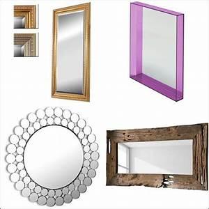 Miroir Rectangulaire Pas Cher : miroir mural rectangulaire pas cher id es de d coration int rieure french decor ~ Teatrodelosmanantiales.com Idées de Décoration