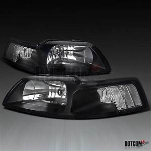 Best Quality ✅ 2000 Ford Mustang Headlights And Headlamps At The Best Prices Anywhere.⚡Brand ...