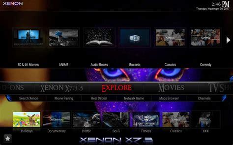 xenon build kodi diggz builds x7 tv fire kodifiretvstick install firestick apks updated