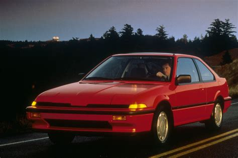 acura integra coupe 1986 cartype