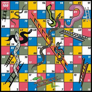 board games coloring With printable snakes and ladders template