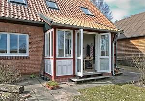 Windfang Hauseingang Aus Glas : bm arc kleine an umbauten ~ Markanthonyermac.com Haus und Dekorationen