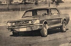 Archivo de autos: Probando un Mustang GT 300