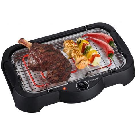 cuisiner à la plancha electrique barbecue électrique techwood tbq805 achat vente