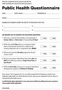 comfortable health screening questionnaire template ideas With health questionnaire form template