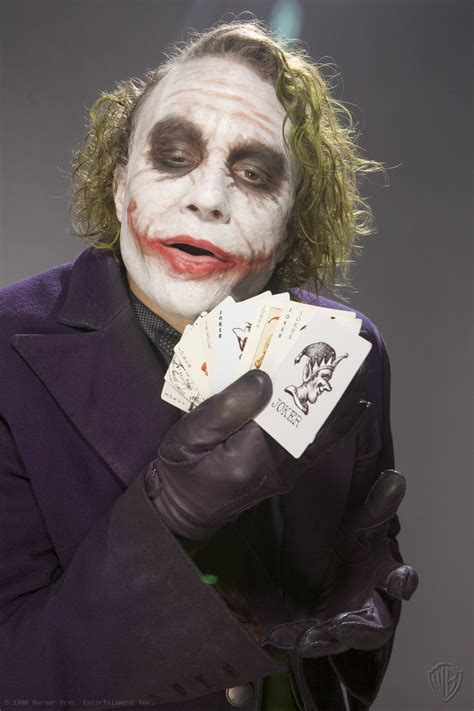Yall See These Rare Jokerledger Pics Ign Boards