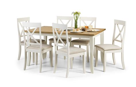 white and oak dining table set white oak dining room set peenmedia com