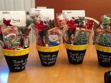 Homemade Christmas Gifts For Teachers