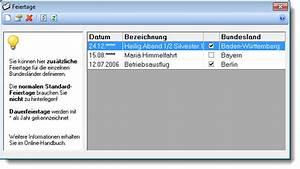 Feiertage Berechnen : stammdaten feiertage ~ Themetempest.com Abrechnung
