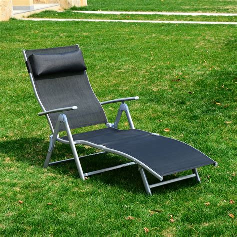 chaise lounge chairs outdoor lounge chair zero gravity folding chaise portable