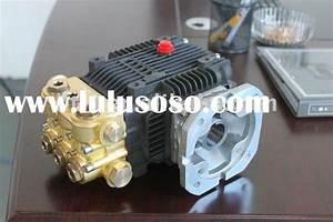High Pressure Hydraulic Triplex Plunger Pump  High