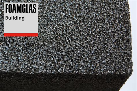 foamglas insulation receives global recognition