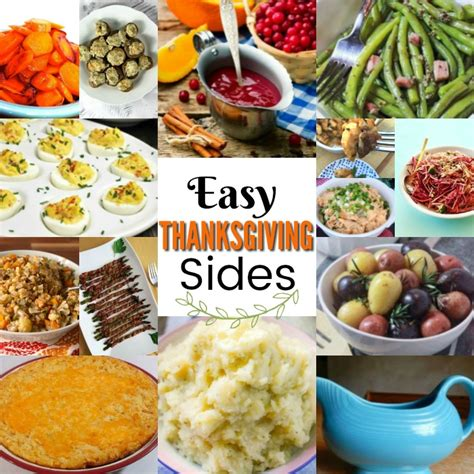 easy thanksgiving sides easy thanksgiving sides 20 thanksgiving side dish recipes