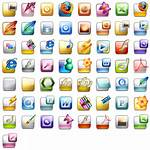 Windows Icons Icon Ico Vista Library Pack