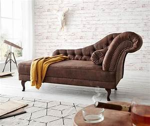 Antik Möbel Online : delife chaiselongue patsy braun 185x75 cm antik optik online kaufen otto ~ Frokenaadalensverden.com Haus und Dekorationen