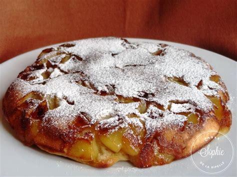 cuisiner des pommes gâteau aux pommes à la poêle la tendresse en cuisine