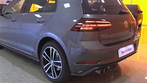 Golf Gte Occasion : volkswagen golf occasion 1 4 tsi 150 hybride rechargeable dsg6 gte gris indium youtube ~ Medecine-chirurgie-esthetiques.com Avis de Voitures