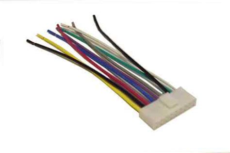 Sony Wiring Harness Car Stereo Pin Wire Connector Ebay