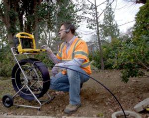 sewer scope repair service  portland  alpha