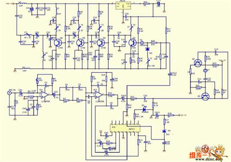 Microphone Circuit Wireless Electrical Equipment