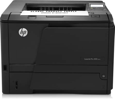 This collection of software includes the complete set of drivers, installer software, and other administrative tools found on the printer's software cd. bol.com | HP LaserJet Pro 400 M401a - Laserprinter