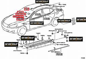 Twy Trading  Lexus Is250 Gse20 Genuine Parts  U0026 Diagrams