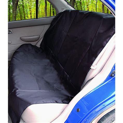 norauto housse de siege 1 housse de protection imperméable pour sièges arrière