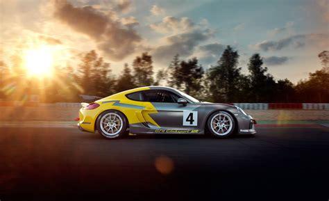 Porsche Announces Cayman Gt4 Clubsport Mr