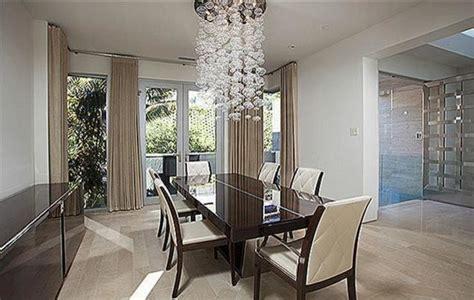 residential lighting modern dining room orange county  lighting innovation