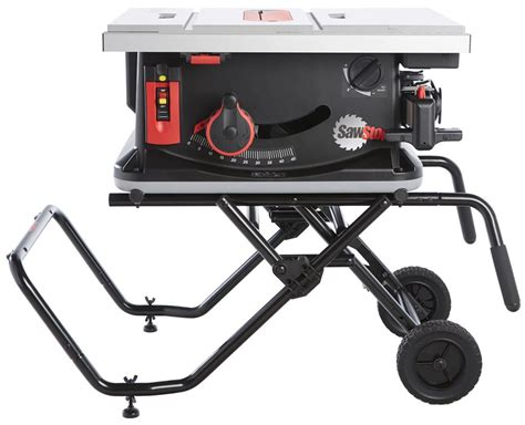 sawstop table saw for sale sawstop jobsite table saw 10 inch portable tablesaw