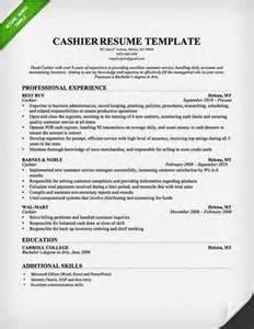walmart cashier description resume walmart cashier resume related