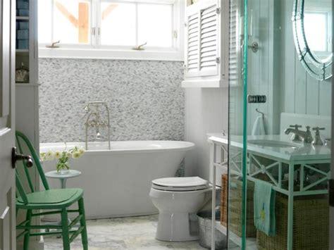 cottage bathrooms ideas cottage bathrooms hgtv