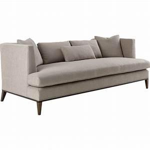 Barbara barry sofas refil sofa for Baker furniture sectional sofa