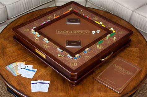 luxury edition monopoly board game seasonal specialty