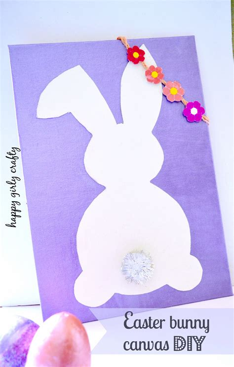 easter bunny canvas favecraftscom