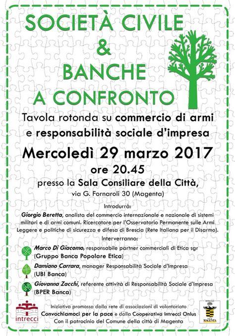 Banche Legnano by Magenta Commercio Di Armi Banche E Societ 224 Civile A