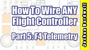 Flight Controller Wiring For Beginners - Part 5