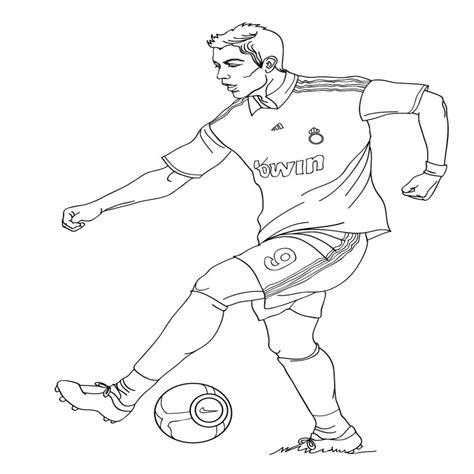 Dibujos Para Colorear De Futbol – Dibujosparacolorear