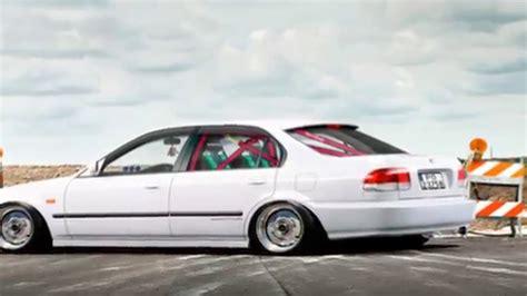 Modifikasi Honda Civic by Konsep Modifikasi Honda Civic Ferio