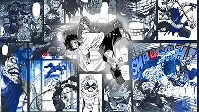 Wallpapers Mha Computer Academia Hero Dual Monitor