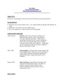 sle resumes fax form template