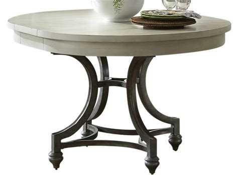 liberty furniture harbor view iii  dining table