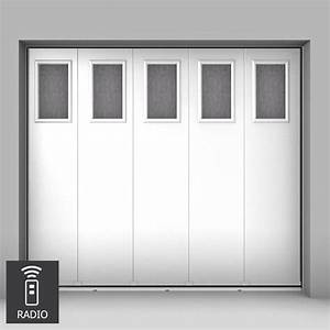 Porte de garage coulissante sur mesure voletshop for Porte de garage coulissante et double porte salon