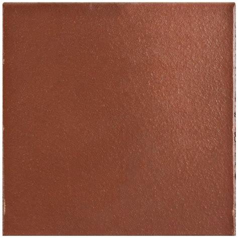 quarry tiles bullnose merola tile klinker flame red 5 7 8 in x 5 7 8 in ceramic bullnose floor and wall quarry tile