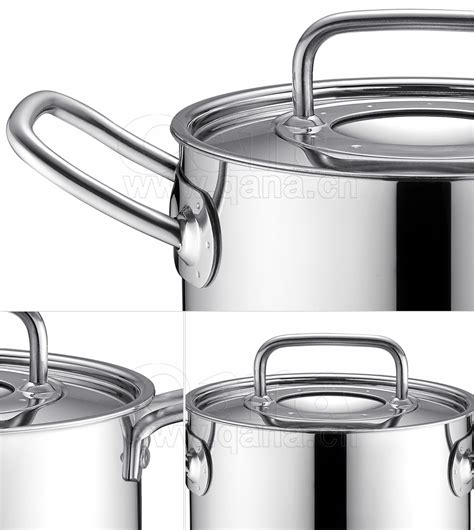 pcs stainless steel cookware set kitchenwaresaucepan buy thermometer stainless steel