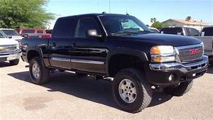 2005 Gmc Sierra 4x4 Lifted Wheel Kinetics