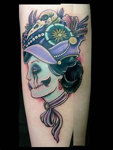 Zombie Tattoo | Tattoos (Traditional: Girls) | Pinterest
