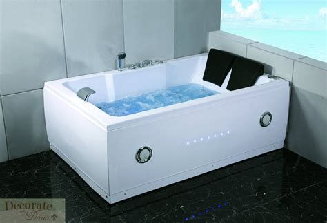 bathtub with jets 2 person 72 quot l bathtub whirlpool tub spa hydrotherapy